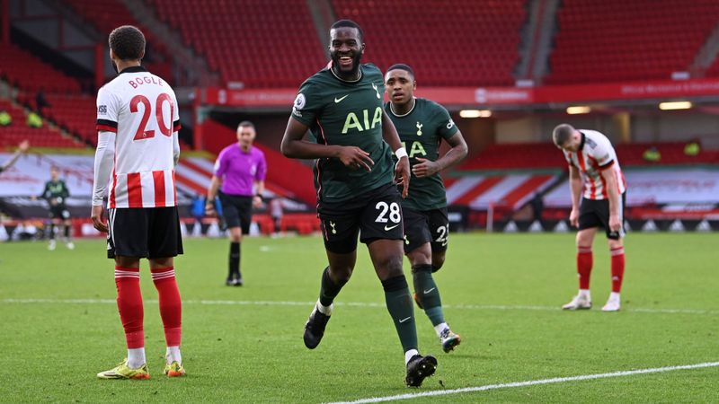 Kane marvels over 'incredible' Ndombele moment of magic in Spurs win