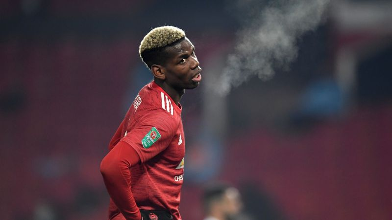 Pogba is 20 per cent short – Saha says Man Utd star still has so much more to give