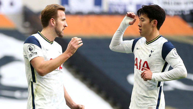 Mourinho: Son and Kane doing 'special things'