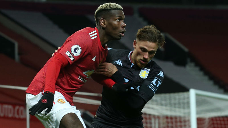 Pogba getting better and better - Solskjaer impressed by Man Utd midfielder
