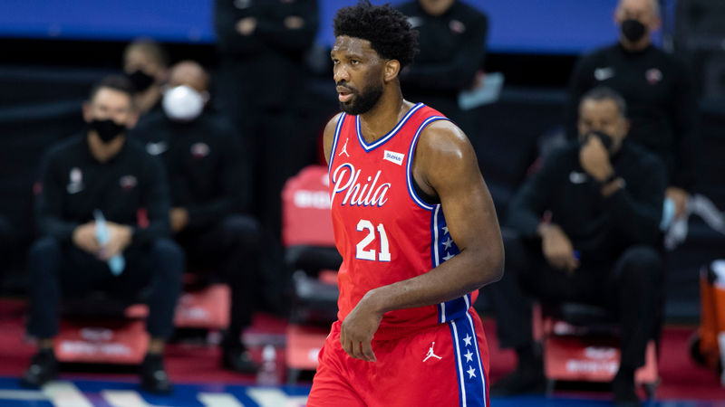 Sixers coach Rivers 'expects' to have Embiid back for Celtics clash