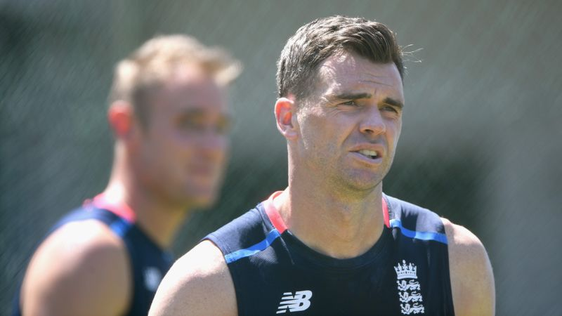 Anderson replaces Broad in Galle as England eye Sri Lanka whitewash
