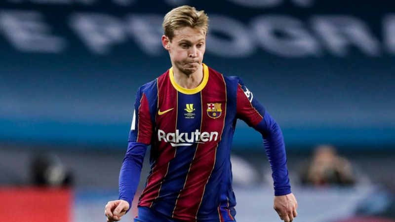 De Jong and Alba rested for Barcelona's trip to Cornella, Collado called up