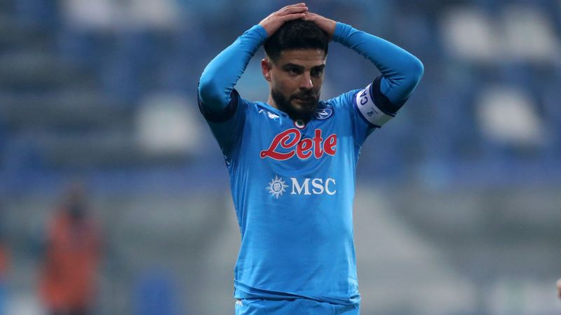 Gattuso: Napoli didn't lose because of Insigne penalty miss