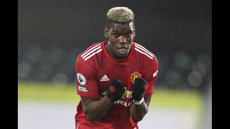 Pogba becoming key to Man Utd as Maguire applauds Frenchman's resurgence