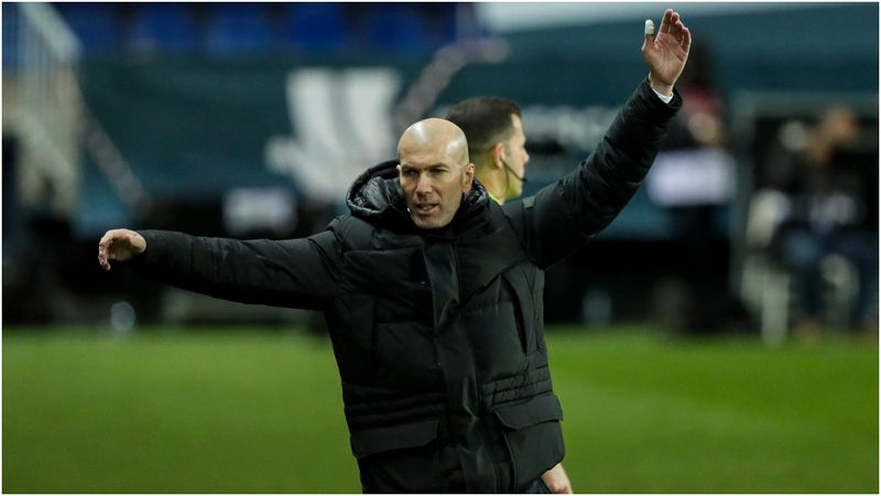 Zidane 'very calm' after Copa del Rey exit: Whatever has to happen will happen