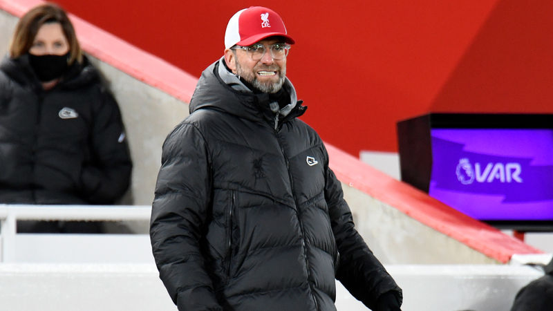 Klopp dismisses Premier League title talk amid Liverpool slump