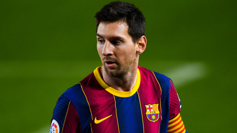 Messi to PSG? Paredes hopes Barcelona star can be persuaded