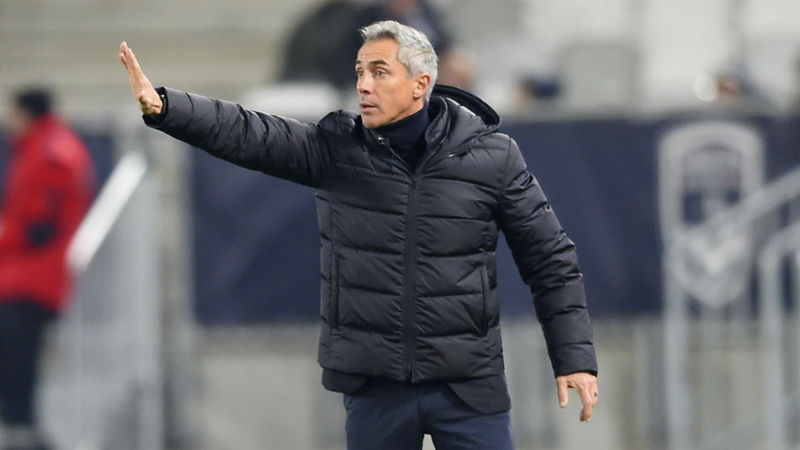 Paulo Sousa named Poland boss