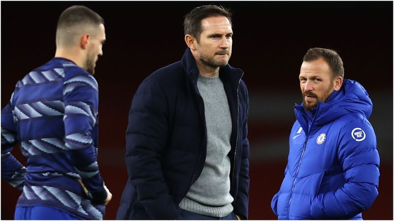 Arteta calls on Chelsea to keep faith in under-pressure Lampard