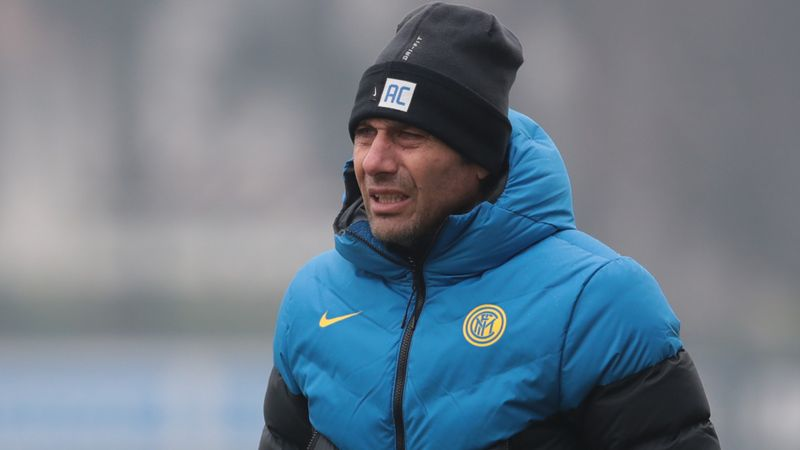 Inter Serie A favourites? It's a seven-team battle for Scudetto, insists Conte