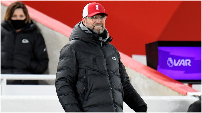 Klopp not crying over lack of Liverpool signings in January