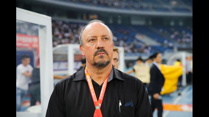 Benitez leaves Dalian Professional and cites pandemic impact
