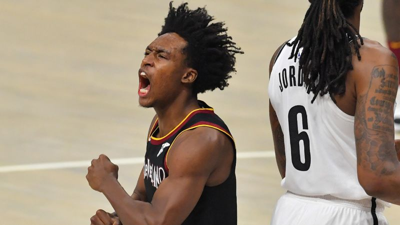 Sexton sizzles in historic outing as Cavs tame star-studded Nets again, 76ers' Embiid dominates