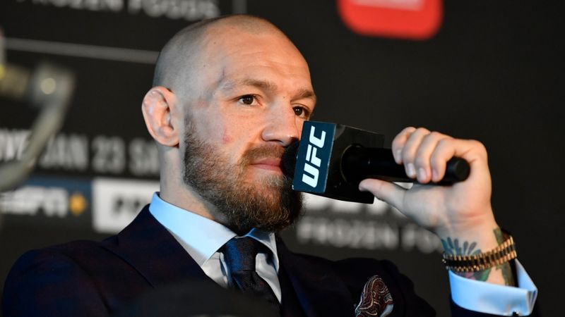McGregor: If Khabib wants to be disrespectful, come back and let's go again!