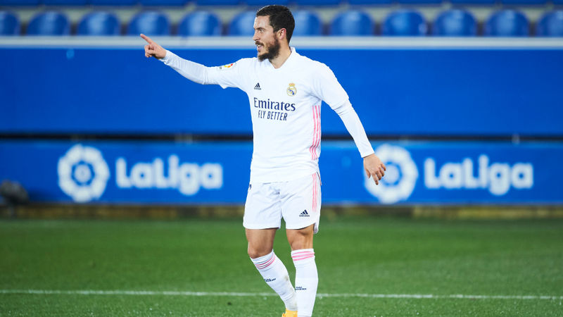 Real Madrid must be patient with Hazard – Bettoni