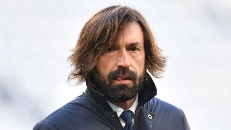 Pirlo not ruling out striker swoop amid Dzeko and Scamacca links