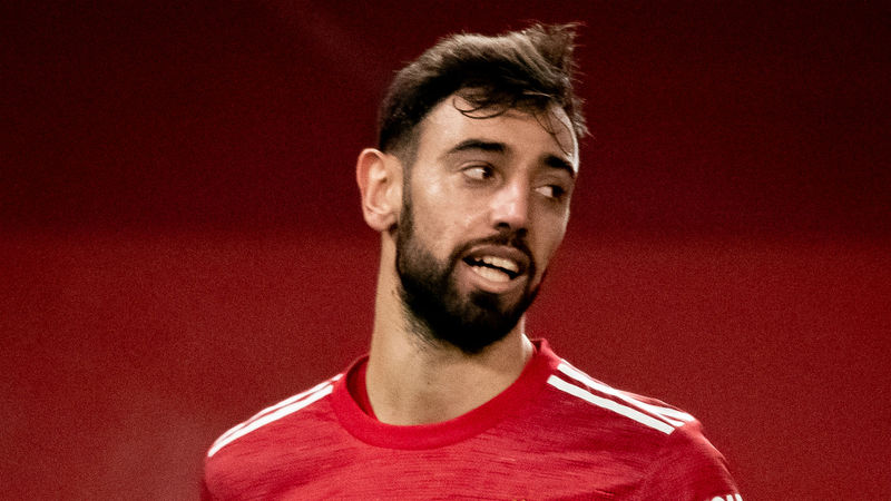 Fernandes benched by Man Utd as Salah returns for Liverpool
