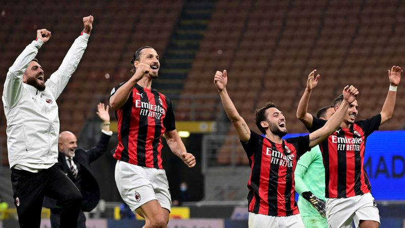 Brocchi still rooting for Milan as Ibrahimovic's Scudetto-chasing Rossoneri prepare for derby