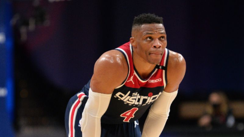 Westbrook to make Wizards return against Spurs
