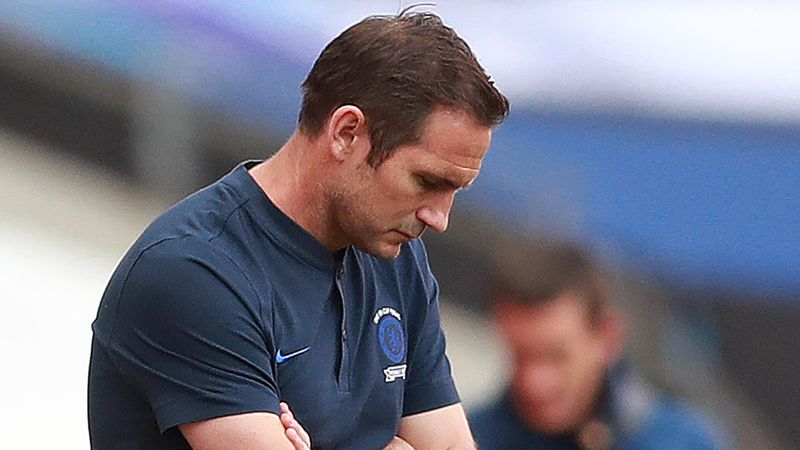 Morris rues Lampard sacking: Chelsea have never had staff who cared more