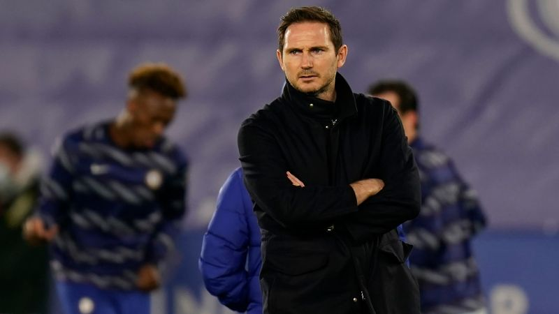 Lampard disappointed not to take Chelsea forward