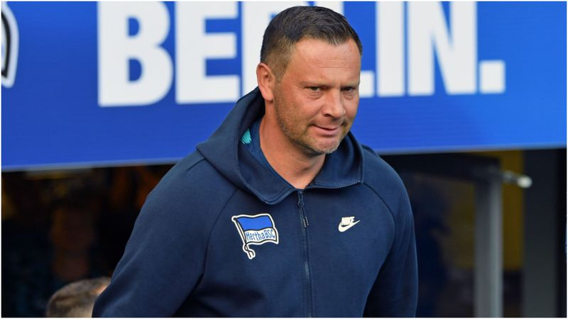 Dardai back in charge at struggling Hertha Berlin