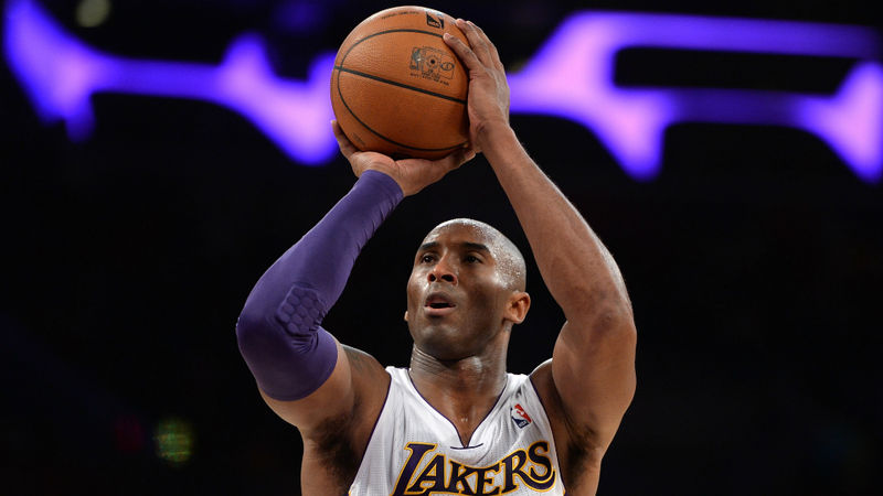 Kobe Bryant: Los Angeles Lakers legend's five greatest NBA games