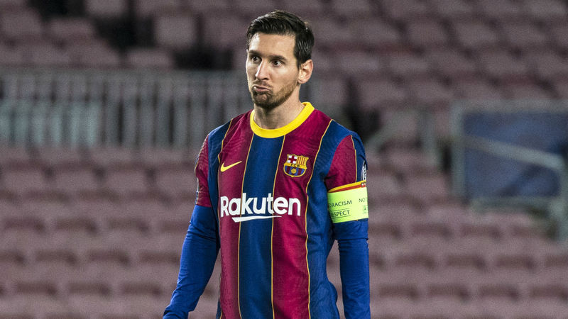 Barca win every time Messi doesn't play – Gatti