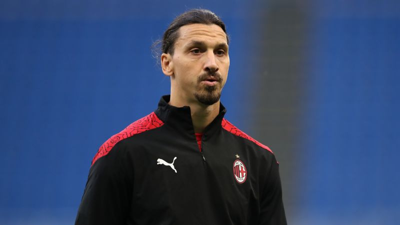 Milestone in sight as Ibrahimovic seeks more Milan derby delight