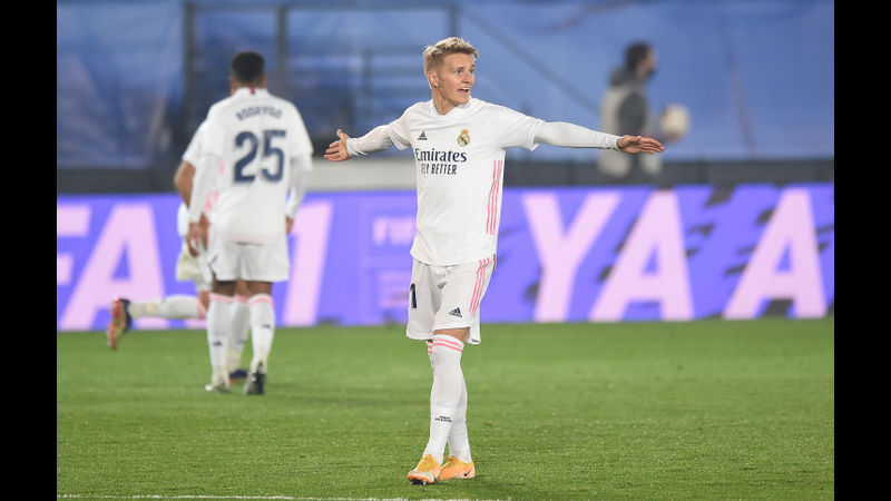 BREAKING NEWS: Odegaard joins Arsenal on loan