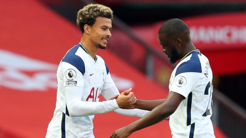 Mourinho expects Alli to stay as Ndombele serves as example to follow
