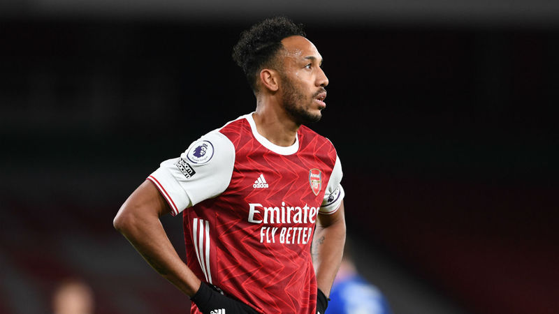 Aubameyang grateful for support as Arsenal captain's mother recovers from illness