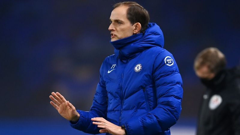Chelsea set new high for first-half passes as Tuchel begins to shape Blues