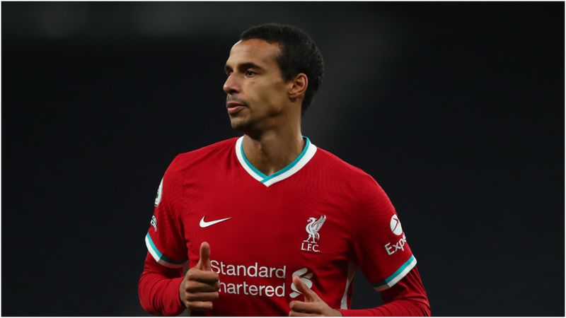 Klopp has 'glimpse of hope' on Matip as Liverpool's centre-back search continues
