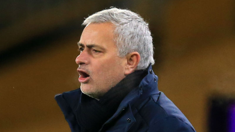 Mourinho disappointed by 'negative surprise' of Spurs stars' Christmas party