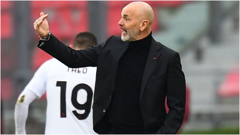 Pioli happy to end 'difficult week' with a win as Milan get back on track