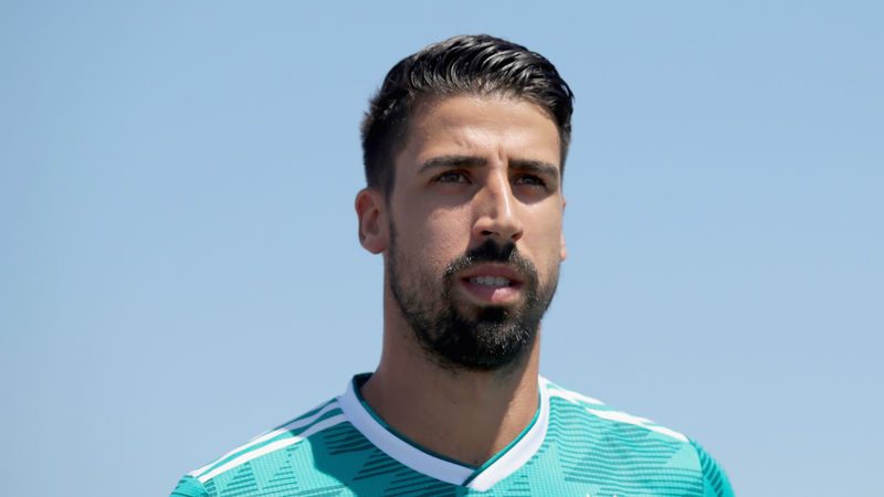 Hertha confirm talks with World Cup winner Khedira