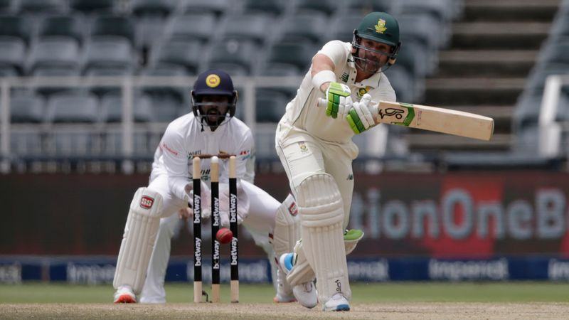South Africa hammer sorry Sri Lanka by 10 wickets to seal series win