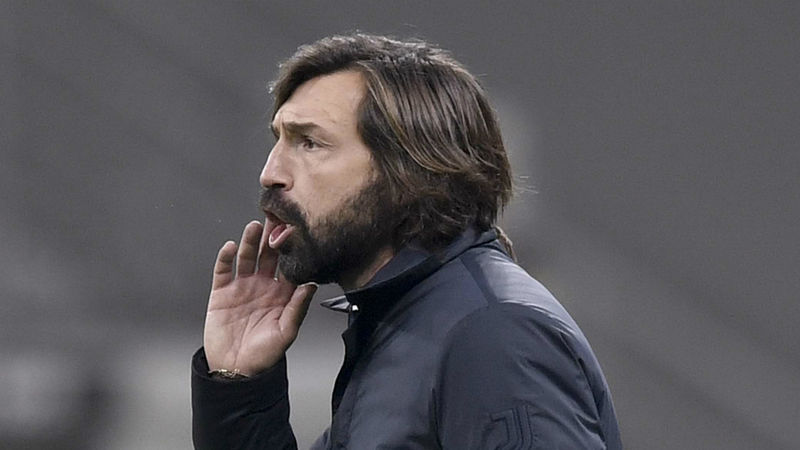 Pirlo ignoring other results as Juventus revival continues