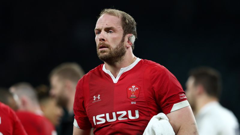 Wales captain Jones 'very confident' of being fit for Six Nations opener