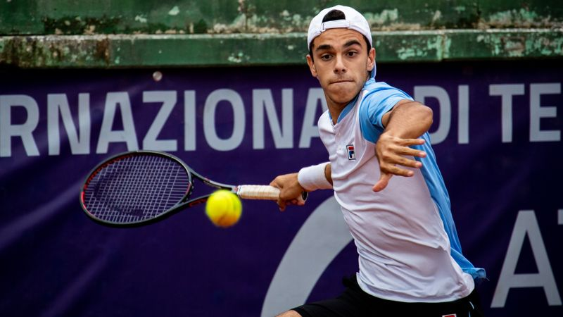 ATP Tour debutant Cerundolo makes history with dream Cordoba triumph
