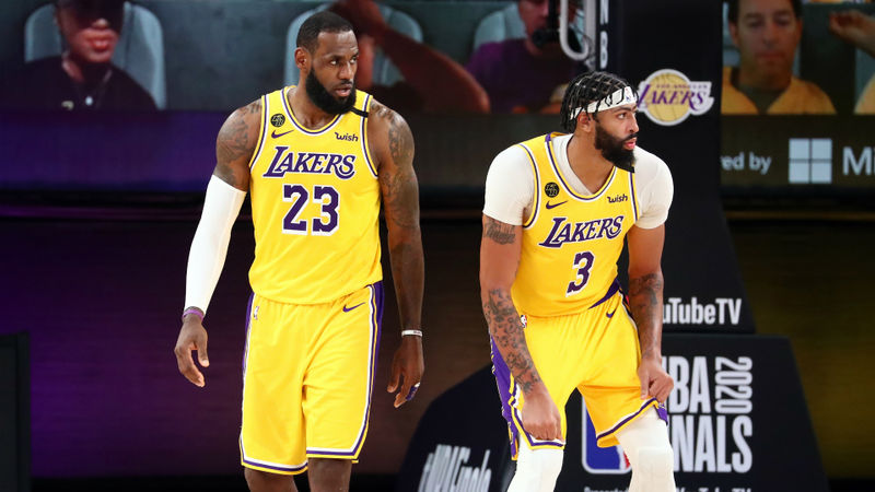 LeBron James: Lakers finding their rhythm without Anthony Davis