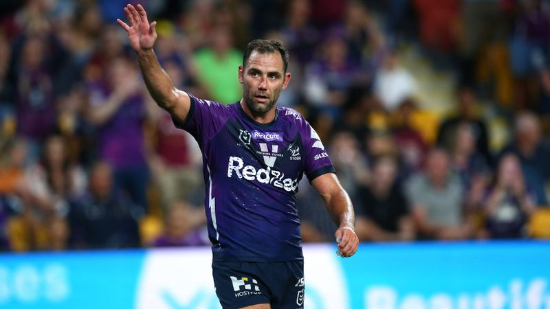 Storm and NRL great Cam Smith announces retirement