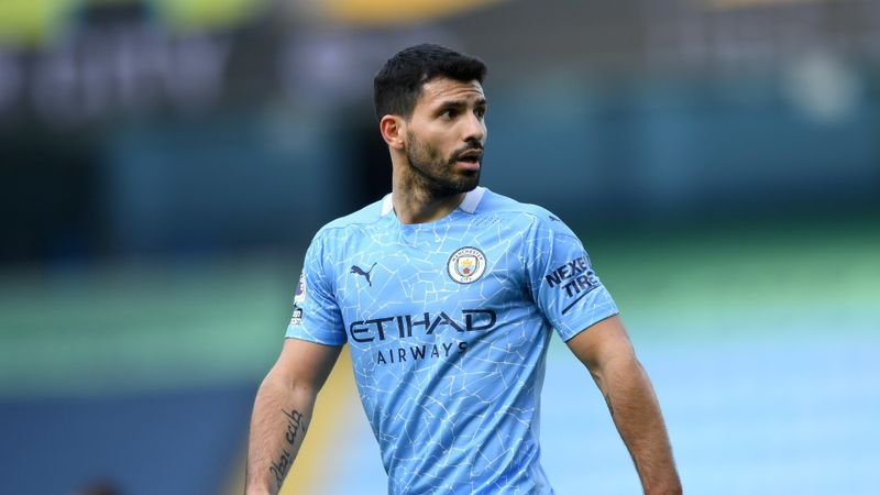 Guardiola challenges Aguero to make case for City future