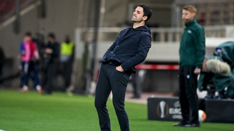 Arteta aims to cut out errors after Arsenal edge Olympiacos