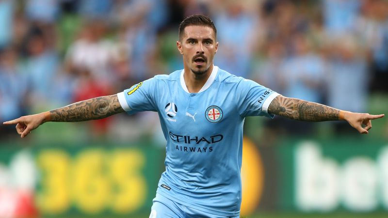 Melbourne City 3-0 Macarthur: Maclaren at the double as Kisnorbo's side go second