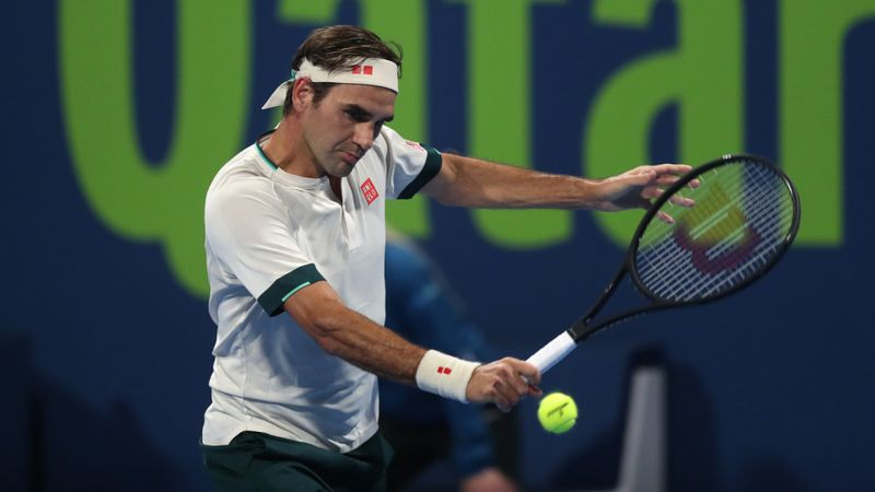 Federer enjoyed 'really, really positive return' but withdraws from Dubai