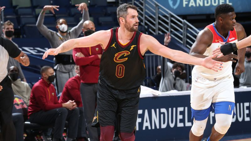 Kevin Love after return: I could've shot 0-for-50 and I would have been fine with it
