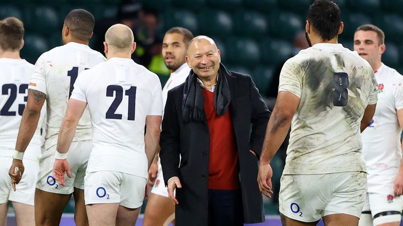 Six Nations 2021: England's victory over France deserved packed Twickenham – Jones
